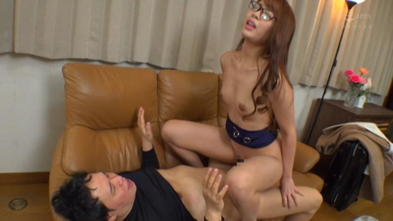 姉の旦那を逆NTR!眼鏡フェチの旦那を誘惑SEX 木下ひまり 画像6