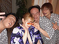 汗かき元ヤン人妻が後輩作業員と下品なヤリ飲み慰安旅行 西村さん36歳