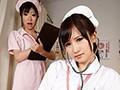 【VR】入院中のラッキースケベVR 美人看護師をナースコールで呼び出してはセクハラ三昧 怒っているかと思いきやボクの勃起したデカチンを見たら優しくヌイてくれて、、、それを見ていた別のナースに嫉妬と誘惑され3P看護してくれた!