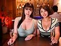 【VR】1人で居酒屋に行ったら2人のムッチムチ巨乳デカ尻人妻...sample2
