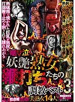 咽び泣く妖艶熟女たちの鞭打ち調教ベスト3 ダウンロード