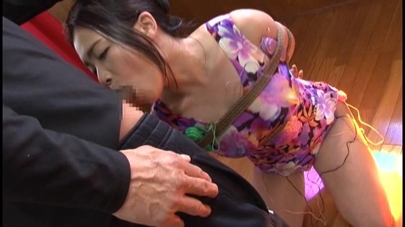【鶴田かな奴隷】巨乳の、鶴田かなの奴隷SM拘束プレイエロ動画!