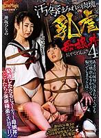 汚辱まみれの肉塊 乳虐母娘丼4 神坂ひなの 君嶋かほる cmc00233のパッケージ画像