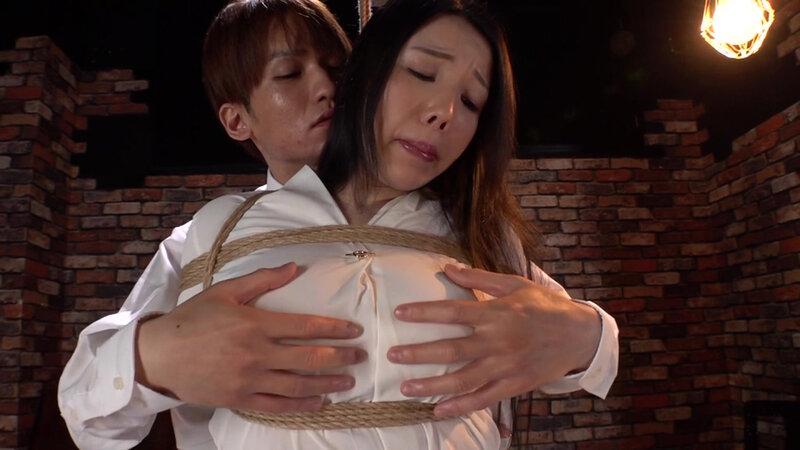 家畜娼婦に転落した女 マゾ主婦パートタイム肉痴獄 藤木紗英
