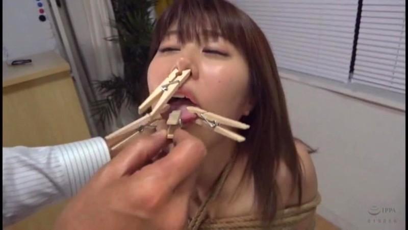 二重調教される肉食系優良マゾ穴女子大生 志木あかね キャプチャー画像 4枚目