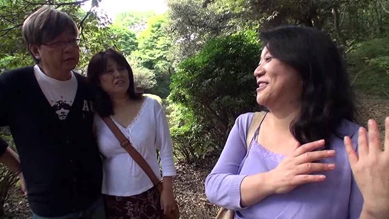 全国熟女捜索隊 四十路五十路の即ズボ熟女中出しナンパ 北海道篇 無料エロ画像1