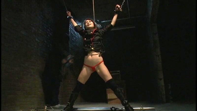 拷問監獄の女囚 女ゲリラ戦士への慰安捕虜調教 三浦春佳 画像1