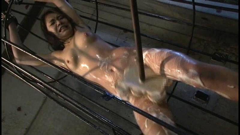 拷問監獄の女囚 女ゲリラ戦士への慰安捕虜調教 三浦春佳 画像14