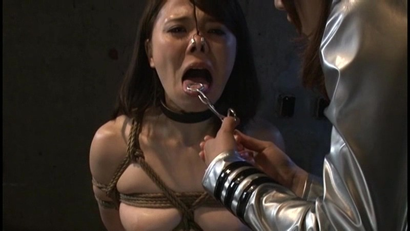 拷問監獄の女囚 女ゲリラ戦士への慰安捕虜調教 三浦春佳 画像16