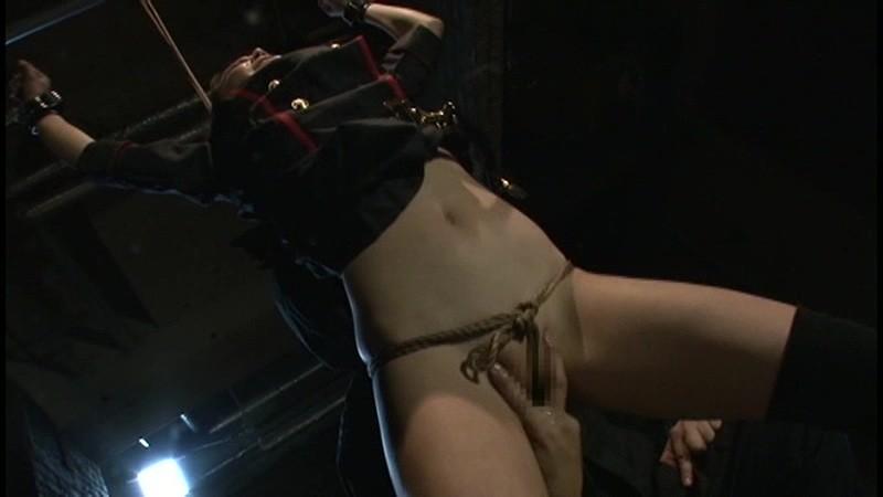 拷問監獄の女囚 女ゲリラ戦士への慰安捕虜調教 三浦春佳 画像4