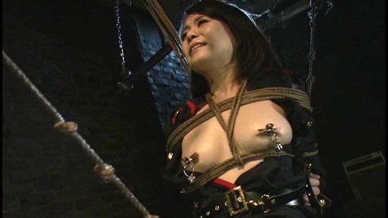 拷問監獄の女囚 女ゲリラ戦士への慰安捕虜調教 三浦春佳 画像5