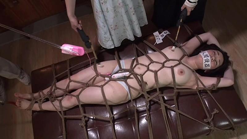 ママ友のアナル奴隷として飼育される社宅妻 大谷しおり 18枚目