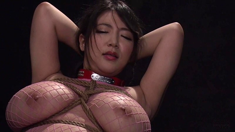 魔乳女戦士 乳房圧搾残虐刑 優月まりな13