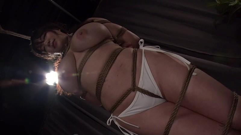 魔乳女戦士 乳房圧搾残虐刑 優月まりな5