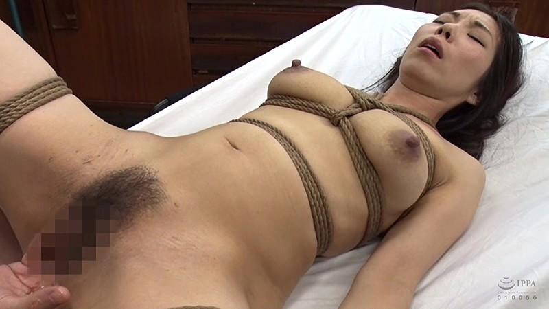 黒長乳首同性母乳搾り 尻穴でマゾイキするアナル奉仕妻 10枚目