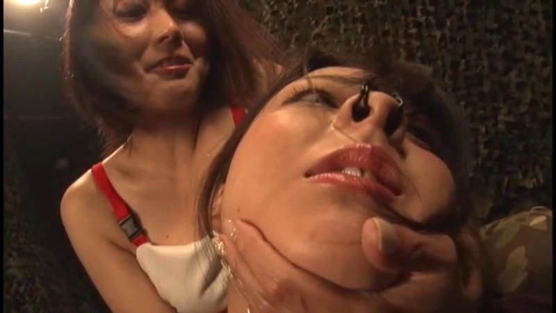 女工作員拷問崩壊 魔虐の肉牢ブートキャンプ 岬あずさ 2枚目