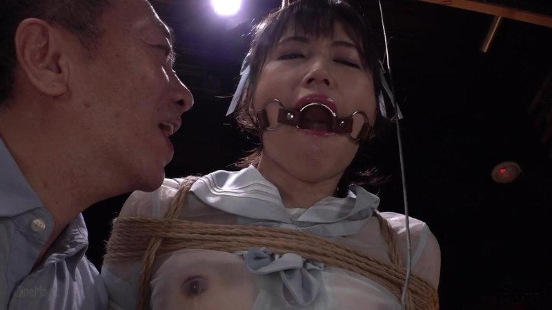 浣腸肛姦地獄に堕とされた万引き女教師 落合麗香 キャプチャー画像 3枚目