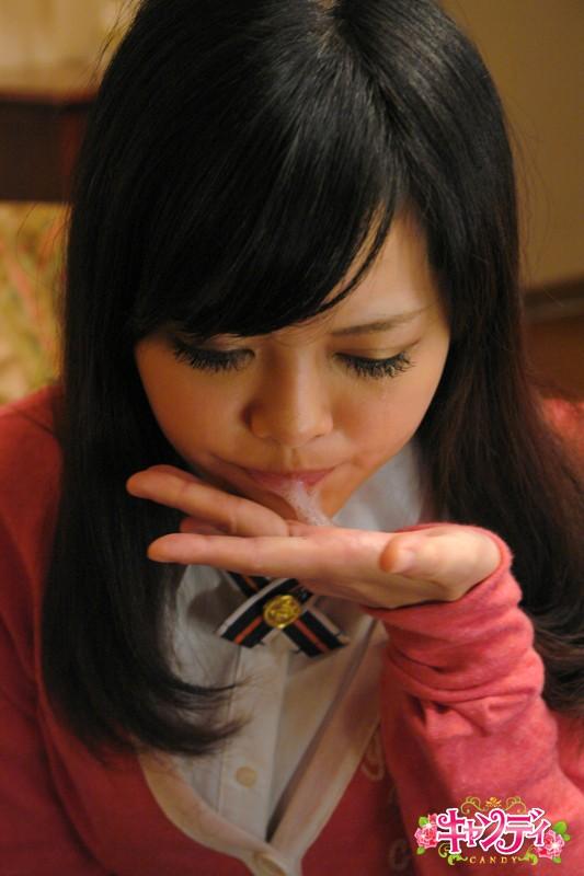 CND-006 Studio Candy Avril Uesugi Daughter AV Debut Half Spanish System