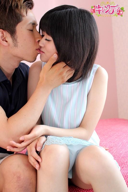 【貧乳・微乳】 アイドル志願 スレンダー微乳美少女AVデビュー 小澤ゆうき キャプチャー画像 1枚目