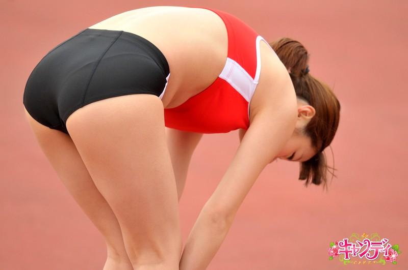 【美少女】 陸上中距離 現役女子大生アスリート AVデビュー 森保さな キャプチャー画像 2枚目