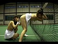 ノーパンアナルテニス部sample7