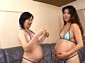 ダブル臨月妊婦ママさんヤリスギイメージ欲求不まん3