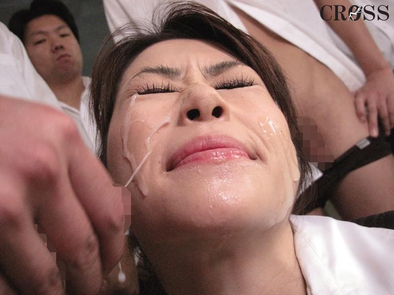 貶められて、美人女教師精子漬け 北条麻妃 サンプル画像 5