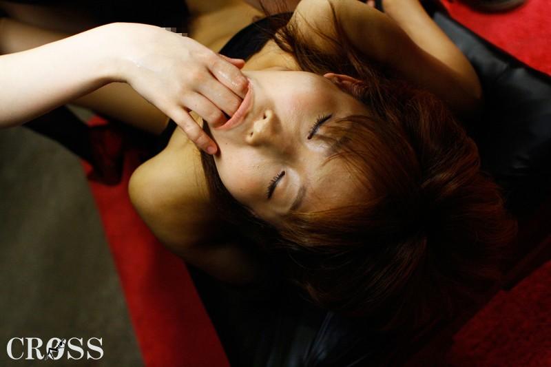 CRPD-370 Studio CROSS - Extreme Asshole Play Lesbian Series Ryo Tsujimoto Yui Misaki big image 4