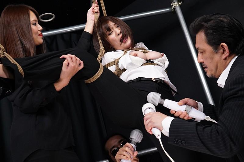 特別警護隊の女 〜誇り高きアルテミスの無惨なる肉虐〜 Episode-3 鉄壁の防御は破られて堕ちゆく女体 その屈辱、妖しい香りを放ちつつ 梨々花 7枚目