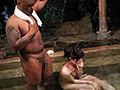 温泉旅行黒人NTR 風呂場で見せられた黒いペットボトル編 熊宮由乃