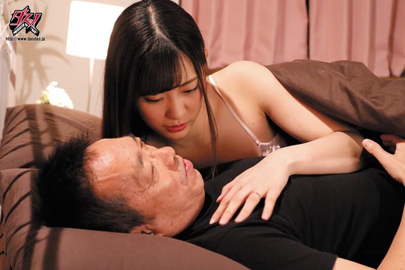 新妻がとにかくスケベで身が持たない。眠れぬ新婚生活。 美谷朱里 1枚目