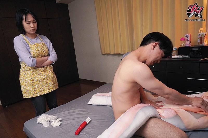 うちの息子は性欲モンスター 元ヤリマンのママ友に何度射精しても収まらない勃起。10