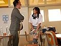 聖水領域 嫌いな教師にお漏らし調教された女子○生は褐色肌の太ももを濡らす。 根尾あかり