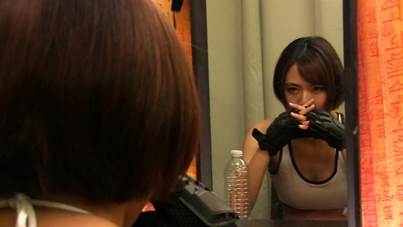 肉体の悪魔 〜残酷なる極天逝〜 Part2 屈強な筋肉を持つ美女格闘家 佐久間恵美 1枚目
