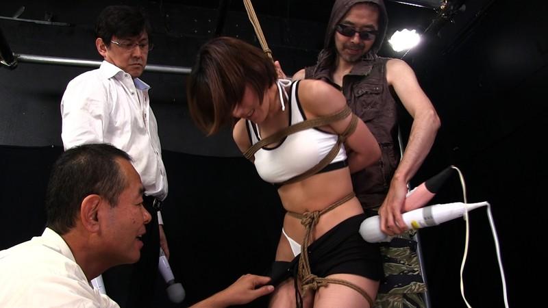 肉体の悪魔 〜残酷なる極天逝〜 Part2 屈強な筋肉を持つ美女格闘家 佐久間恵美 8枚目