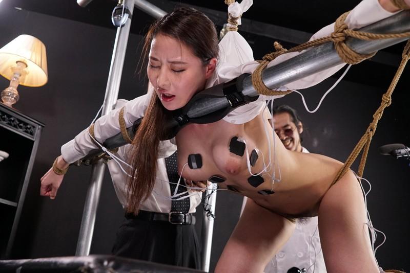 女体発狂痙攣クラゲ・爆天 秘奥まで蹂躙される人体実験に哭く女刑事 本多かおり 11枚目