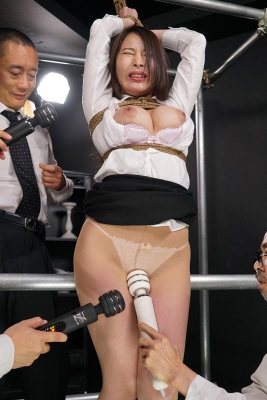 女体発狂痙攣クラゲ・爆天 秘奥まで蹂躙される人体実験に哭く女刑事 本多かおり 5枚目