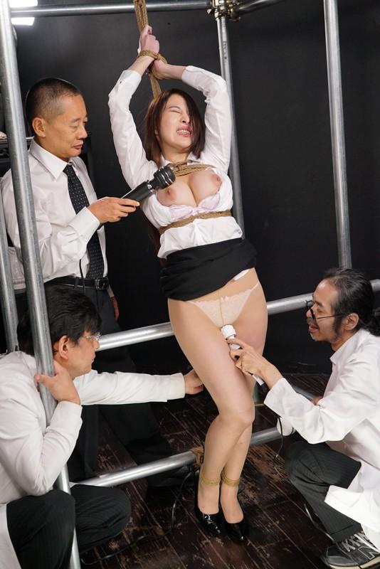 女体発狂痙攣クラゲ・爆天 秘奥まで蹂躙される人体実験に哭く女刑事 本多かおり 6枚目
