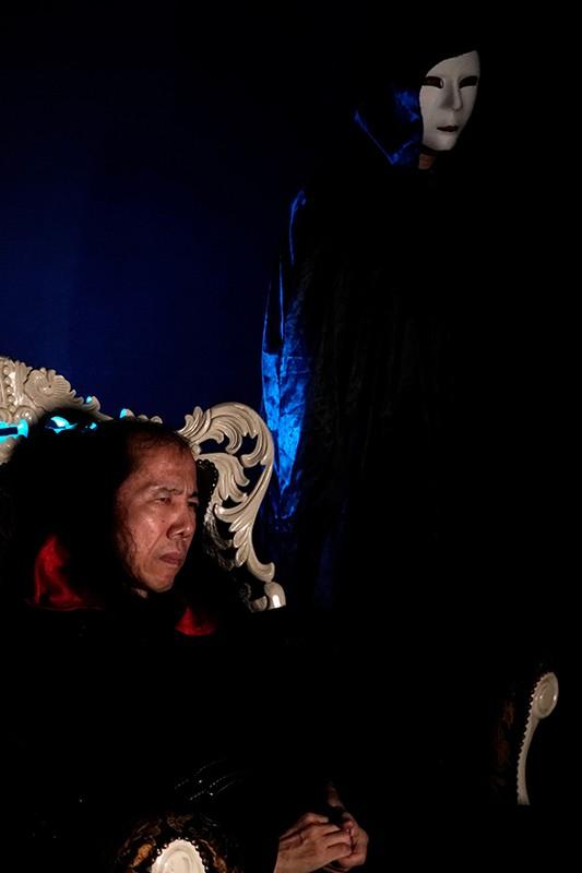 女体拷問研究所III JUDAS FINAL STAGE Story-1 悪魔の闇に堕ちゆく妖艶の月 烈火の女、哀しき秘宮の崩壊 紗々原ゆり 4枚目