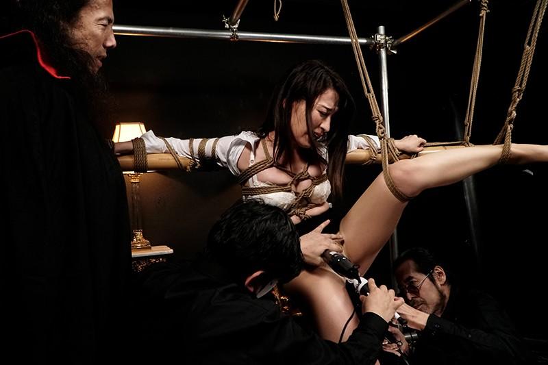 女体拷問研究所III JUDAS FINAL STAGE Story-1 悪魔の闇に堕ちゆく妖艶の月 烈火の女、哀しき秘宮の崩壊 紗々原ゆり 7枚目