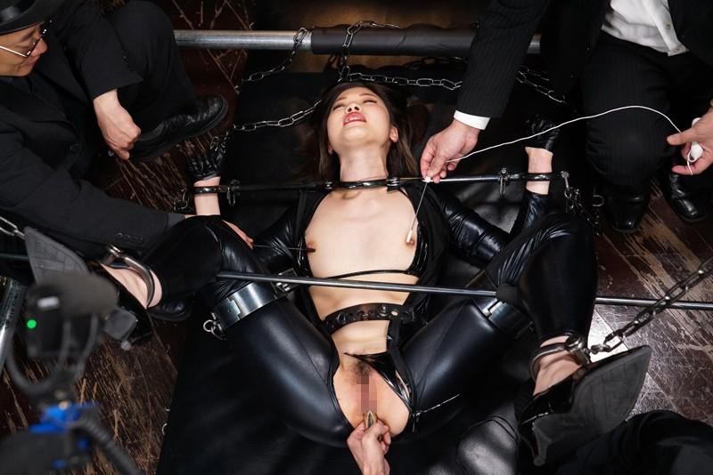 断末魔の女体は奈落に沈む 轟沈鉄枷地獄 EPISODE-08: 逃避不能の残酷な淫芯むき発狂拷問に哭く 鍛えられし女密偵の肉体は処刑台に燃える 前田いろは 8枚目