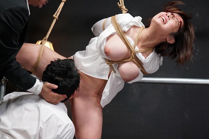 生贄の女 第二話:犠牲処刑の聖なる女教師 淫唇嬲り極限絶頂の咆哮 赤瀬尚子 9枚目