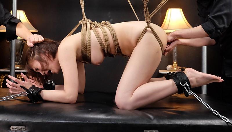BeAST 狂辱の麻薬捜査官 Case-001:藤堂麗奈の場合 蓮獄の猛火に包まれる女体の凄惨 高槻れい 13枚目
