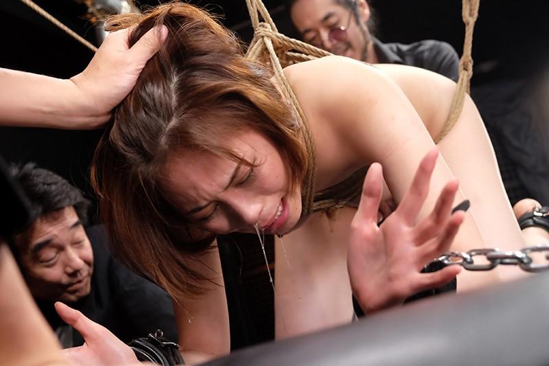 BeAST 狂辱の麻薬捜査官 Case-001:藤堂麗奈の場合 蓮獄の猛火に包まれる女体の凄惨 高槻れい 14枚目
