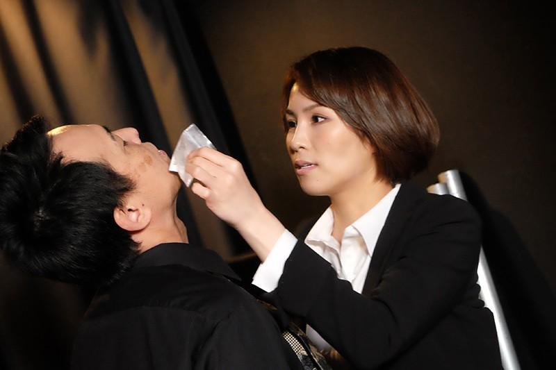 BeAST 狂辱の麻薬捜査官 Case-001:藤堂麗奈の場合 蓮獄の猛火に包まれる女体の凄惨 高槻れい 5枚目