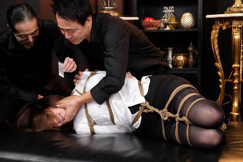 BeAST 狂辱の麻薬捜査官 Case-001:藤堂麗奈の場合 蓮獄の猛火に包まれる女体の凄惨 高槻れい 7枚目