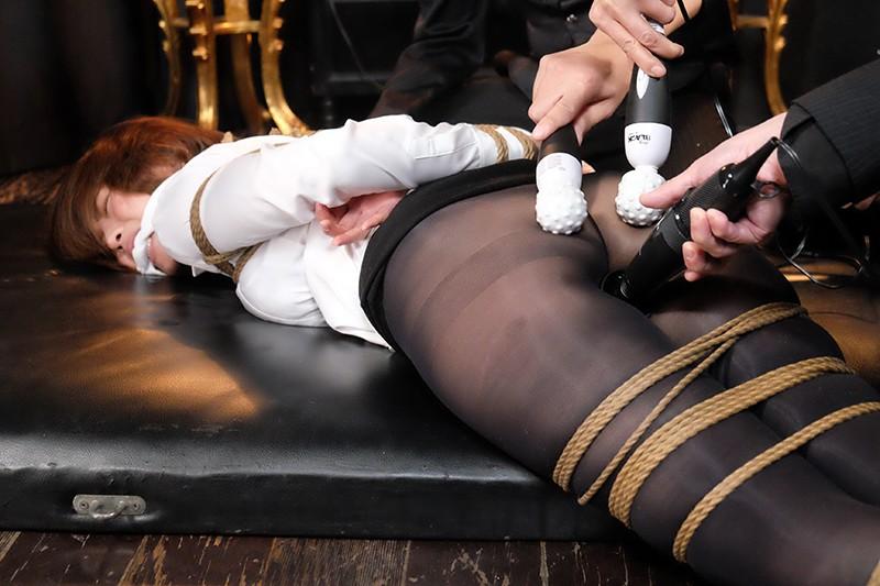 BeAST 狂辱の麻薬捜査官 Case-001:藤堂麗奈の場合 蓮獄の猛火に包まれる女体の凄惨 高槻れい 8枚目