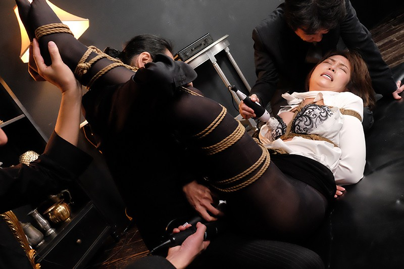 BeAST 狂辱の麻薬捜査官 Case-001:藤堂麗奈の場合 蓮獄の猛火に包まれる女体の凄惨 高槻れい 9枚目