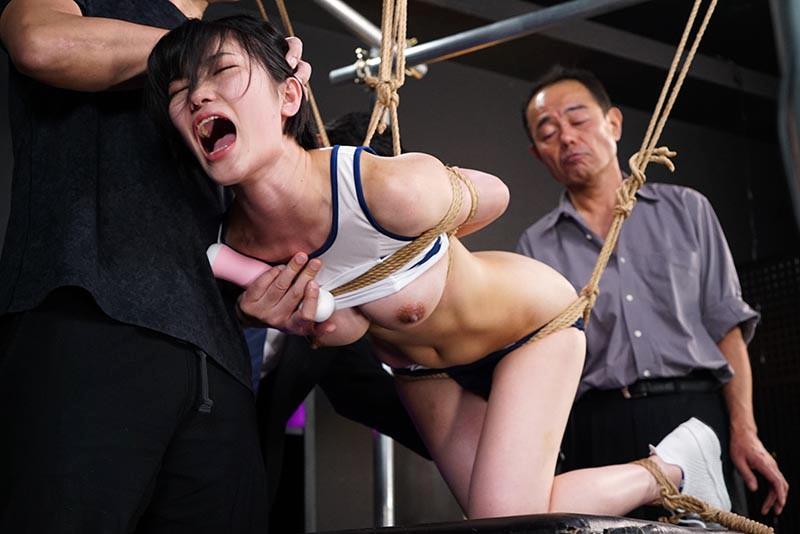肉体の悪魔 〜残酷なる極天逝〜Part3:筋肉美少女絶頂肉人形化計画 東条蒼 11枚目