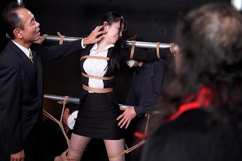 女体拷問研究所III JUDAS FINAL STAGE Story-2 残虐の淵源に悩乱する悲劇の女 超高層淫極ボディー恐慌大炎上 大谷翔子 5枚目